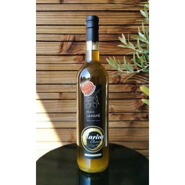 Huile d'olives noires de France 75cl.