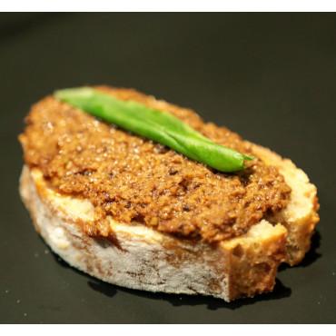 Caviar de tomates séchées...