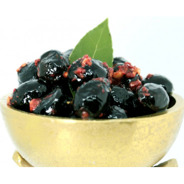 """Olives noires """"Comme Mamie""""..."""